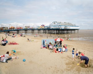 Cleethorpes Pier, North East Lincolnshire, September 2012 All Photographs: Courtesy of Flowers Gallery