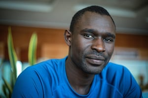 Brother Colm: David Rudisha