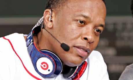 Dr Dre's headphone brand Beats