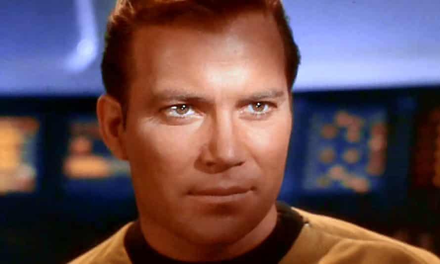 Captain Kirk, Star Trek