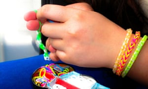 Outdone by your kids' loom bands abilities? Technology can help. Hopefully...
