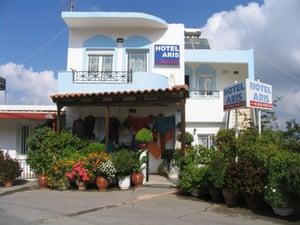 Aris Hotel, Anoyia, Central Crete