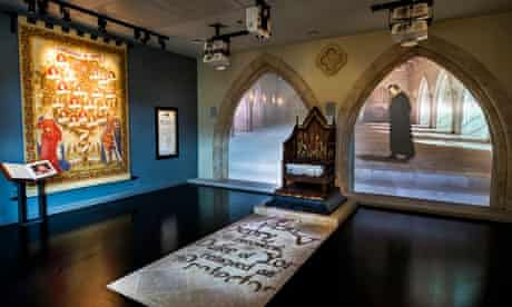 richard iii visitor centre leicester