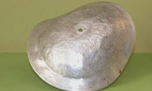 Cacerola lid used in Buenos Aires protests in 2001