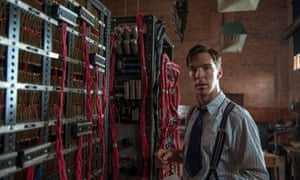The Imitation Game film still