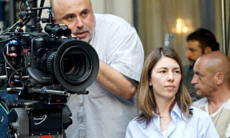 Female directors and production staff are rare
