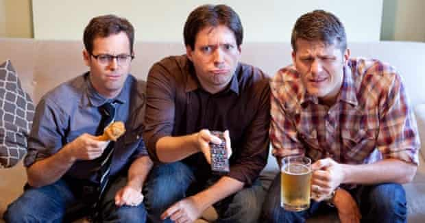 The men of The Flop House