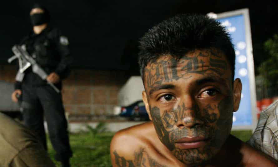 central america gangs