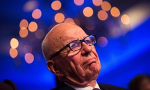 The English language media in three of these four countries are linked together by a single individual: Rupert Murdoch.