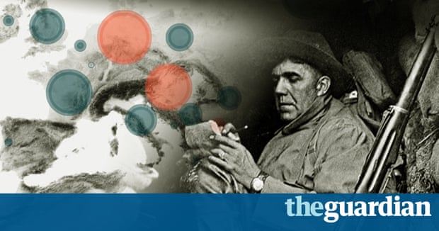 A global guide to the first world war - interactive documentary | World news | The Guardian