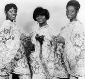 The Lovelites circa 1970