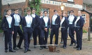 The Riot Club film still