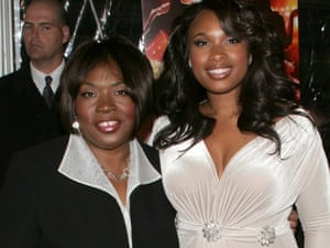 Jennifer Hudson and her mother Darnell Donerson