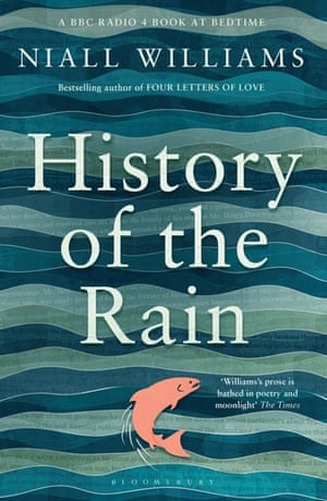 Niall Williams: History of the Rain (Bloomsbury).