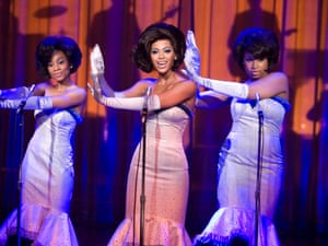 Anika Noni Rose, Beyoncé and Jennifer Hudson in Dreamgirls