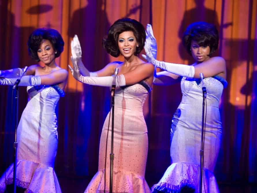 Anika Noni Rose, Beyoncé and Jennifer Hudson in Dreamgirls