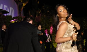 Jennifer Hudson at the Oscars