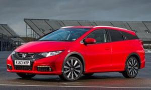 Honda Civic Tourer >> Honda Civic Tourer Car Review Martin Love Technology