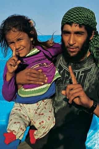 Tauqir Sharif, aid worker in Syria