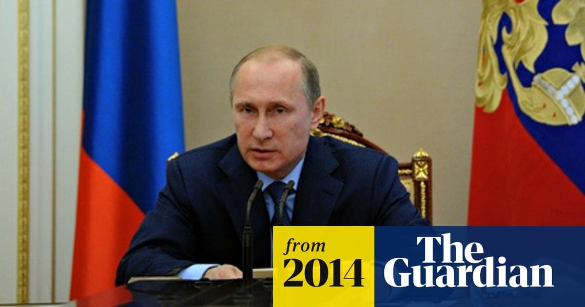Mh17 Dutch Mayor Wants Vladimir Putin S Daughter Maria Deported Vladimir Putin The Guardian