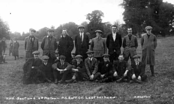 Manchester PAL regiment.
