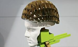 Kranium bike helmet
