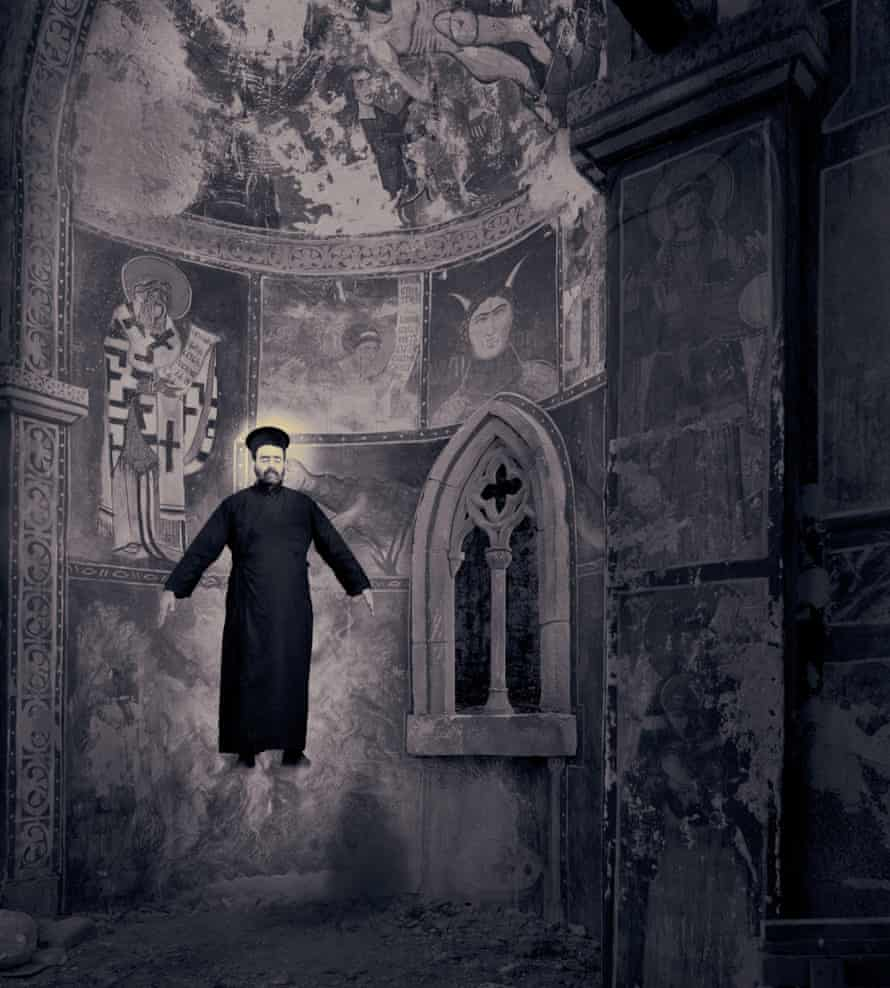 The Miracle of Levitation, 2002, by Joan Fontcuberta
