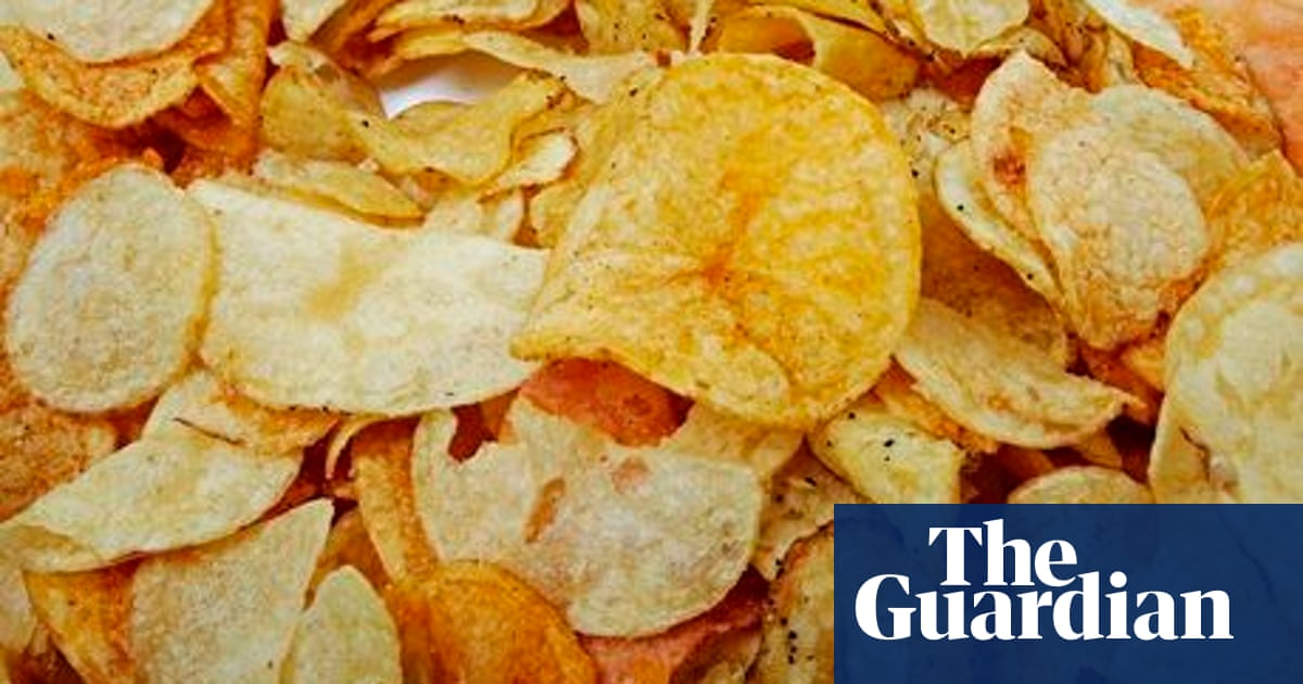 How to eat: crisps | Food | The Guardian