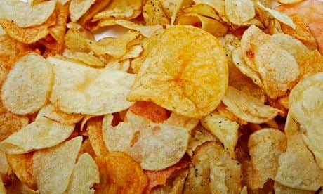 How To Eat Crisps Food The Guardian