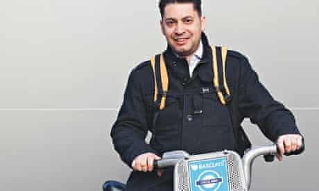 Boris Bikes: Mo Pour
