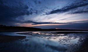 Holkham Beach, north Norfolk