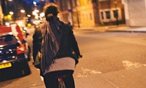 Boris bike: Silvia Langford