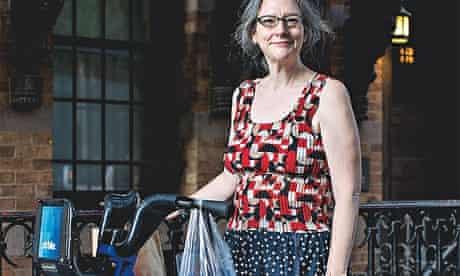 Citibike: Eve Jochnowitz