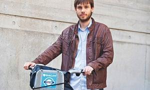 Boris bike: Kacper Chwialkowski