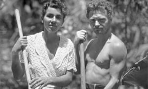 Dore Strauch and Freidrich Ritter, Galapagos, 1932