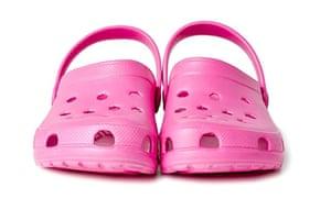 Crocs: indestructible.