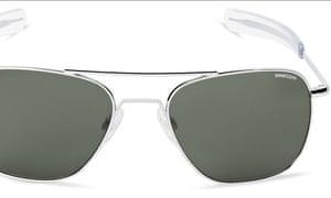 Randolph sunglasses.