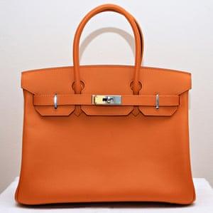 Hermès Birkin bag.
