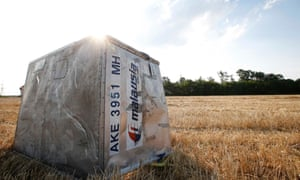 Debris is pictured at the site where Malaysia Airlines flight MH17 crashed, near Petropavlivka, Ukraine. mh17
