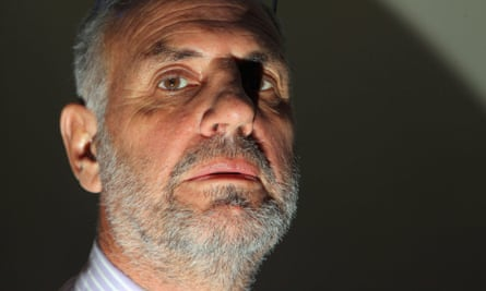Dr Philip Nitschke poses for a photograph following a workshop on assisted suicide on in the UK in 2009.