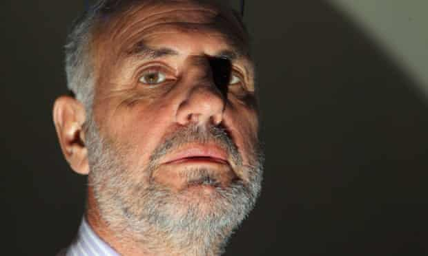 Controversial voluntary euthanasia campaigner, Philip Nitschke.