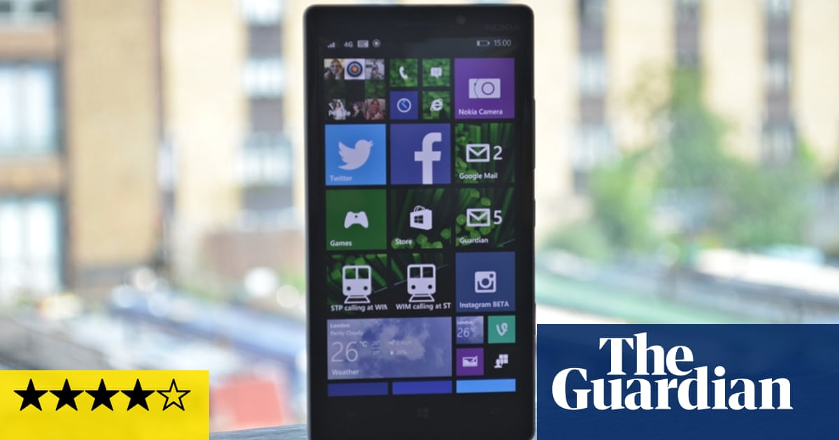 Nokia Lumia 930 review: the best Windows Phone yet | Technology