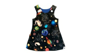 Sewing Circus space dress