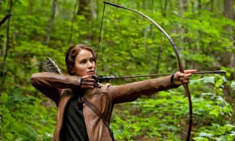 the hunger games team-building
