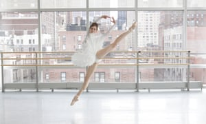 Mary Helen Bowers of Ballet Beautiful.