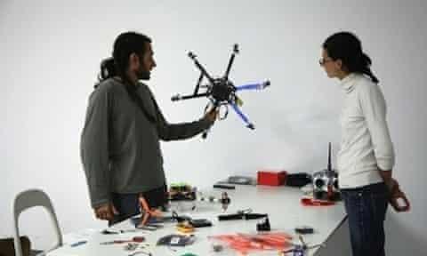 drone la boral
