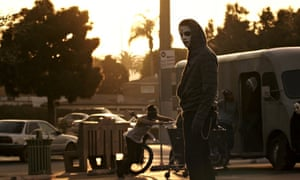 The Purge: Anarchy: fully stocked with vigilante gangs, mysterious hitmen and the like.