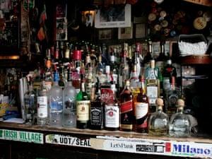 Milano's bar SoHo