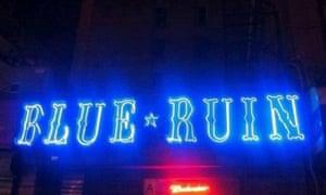 Blue Ruin Hell's Kitchen