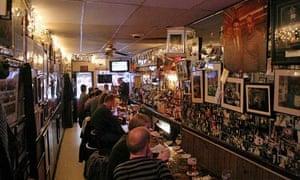 Jimmy's Corner, New York